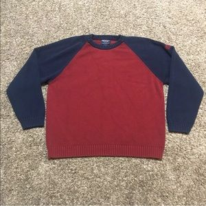American Eagle Mens Sweater Size L Crewneck
